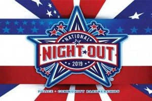 National Night Out set for Aug. 6
