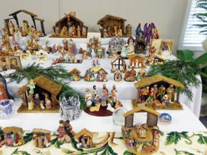 St. Anne Ladies Guild invites the public to 9th Annual 'Come to the Manger'