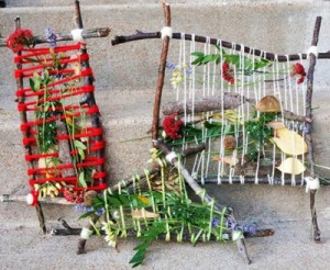 Lynches River Nature Weaving
