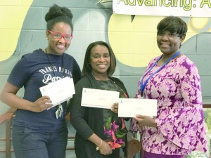 Florence One educators recognized for perfect attendance