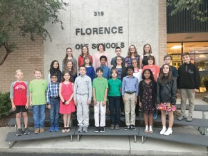 Students recognized for perfect scores on South Carolina standardized
