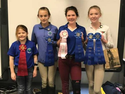 Local riders shine in Pony Club's Carolina Region Quiz Rally
