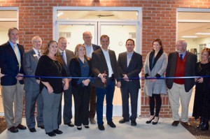 Trinity-Byrnes celebrates new academic building
