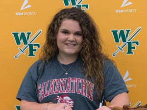 West Florence athletes sign letters of intent on National Signing Day