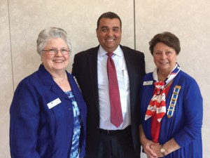 DAR chapter learns  about Lumbee Indians