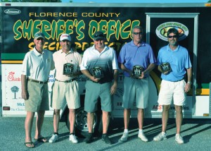 Sheriff's Office holds golf tournament