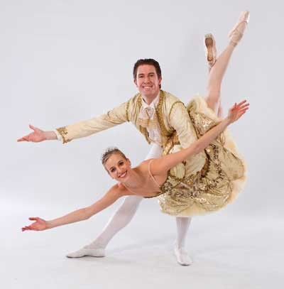 Columbia City Ballet produces a fairy tale ballet for all ages