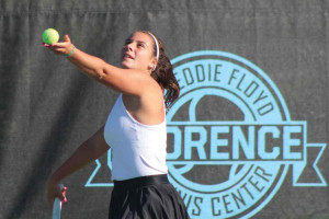 Florence's only professional tennis tournament, the Florence Open draws nearly 60 of the world's best women players to town. The tournament, made possible by a partnership between McLeod Health and the City of Florence, helps raise awareness of breast can