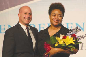 Florence School District One Scipio named Teacher of Year