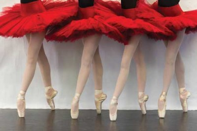 """South Carolina Dance Theatre presents """"To the Pointe!"""""""