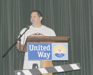 United Way sends out star-studded cast of volunteers