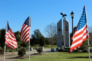 Veteran's Day Ceremony includes four added monuments