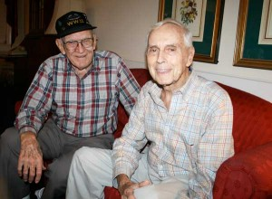 WWII veterans remember the war