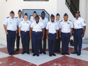Wilson cadets complete cadet leadership course