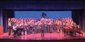 F1S Music Education program earns  national recognition for the 7th year