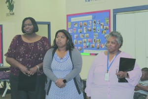 Boys and Girls Club visited by End Child Hunger SC and DSS